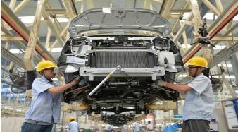 上汽集团:1-2月汽车销量同比下降54.07%