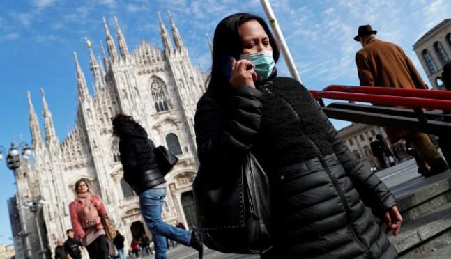 意大利计划限制伦巴第和11个省的旅行
