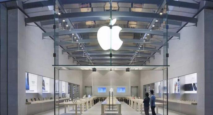 苹果公司被法国反垄断机构罚款11亿欧元