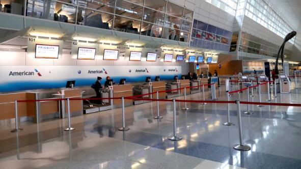COVID-19迫使美国航空公司考虑暂停国内航班