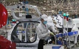丰田将停止在欧洲更多工厂的生产