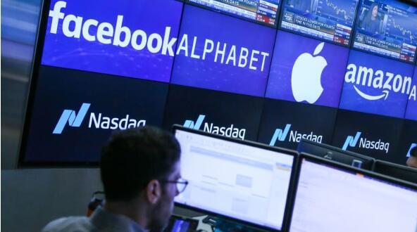 苹果,微软等美国五大科技股1个月市值蒸发1.3万亿美元