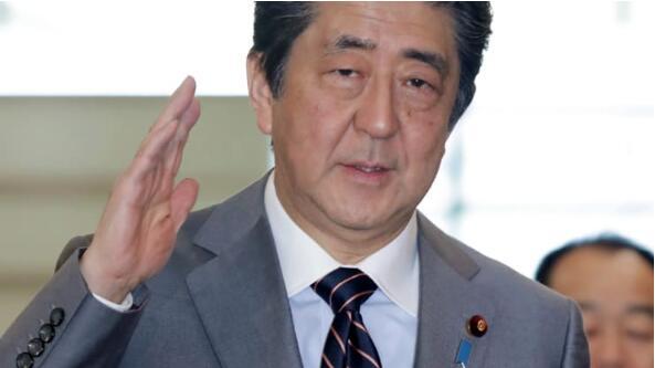 据报道,日本首相安倍晋三暗示东京奥运会可能会被推迟