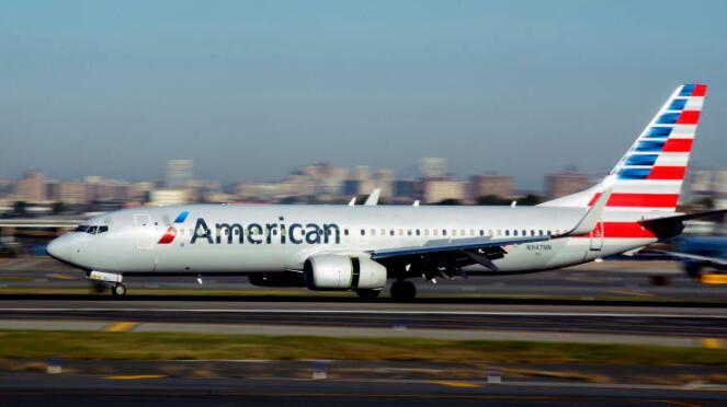 美国航空公司将前往纽约疫情热点地区的航班削减了90%以上