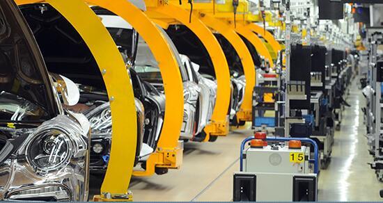 东风汽车:一季度销量同比下降29.83%