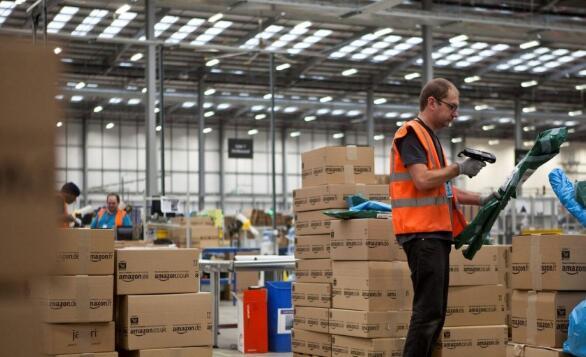 亚马逊表示,可能很快开始对一些仓库工人进行冠状病毒测试