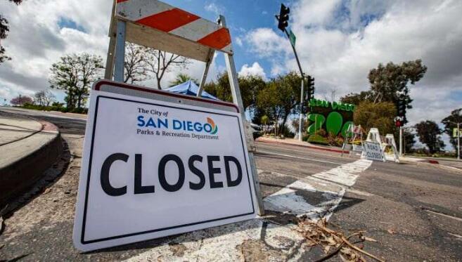 美国西海岸三个州宣布重新开放经济的协议