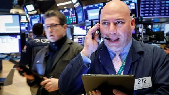 纳斯达克(Nasdaq)今年下跌5.09%,创下自2008年以来最糟糕的一年