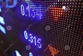 华尔街的恐惧指数跌至一个多月来的最低点