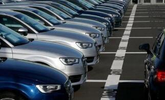欧盟一季度新车销量同比萎缩四分之一