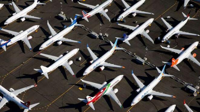 历史性的石油过剩加剧波音和空中客车公司的困境