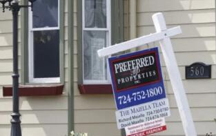 受新冠疫情影响,美国3月新房销售骤降15.4%