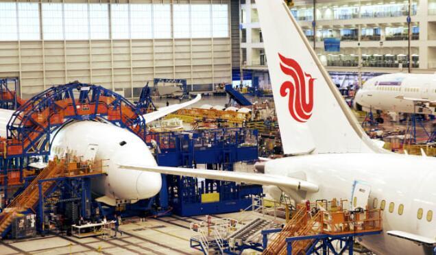 波音公司计划5月初重启南卡罗来纳州的Dreamliner工厂