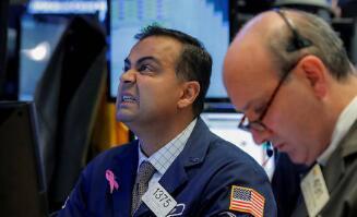 美股4月29日开盘走高,银行股集体上涨,德意志银行连涨三天