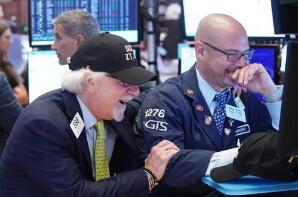 美股4月29日上涨,纳指大涨3.6%,能源股集体上涨