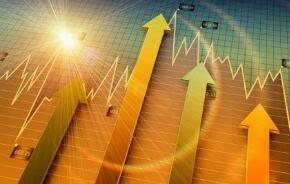 A股三大股指高开高走,创业板指一度涨超2%