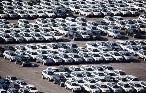 上汽集团:4月份汽车销量41.76万辆