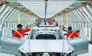 4月汽车经销商库存预警指数回落至56.8%