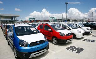 多家车企近期发布4月产销量数据