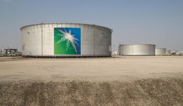 由于油价暴跌,沙特阿美第一季度利润下滑25%