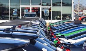中汽协:11家重点车企5月上旬销量同比下降13.9%