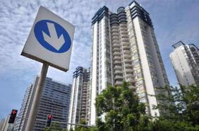 上海4月二手住宅销售价格同比涨2.3%