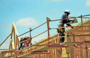 美国房屋开工出现最严重月度下降  为五年来最低水平