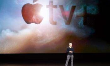 苹果为AppleTV +收购了有史以来最大的电影