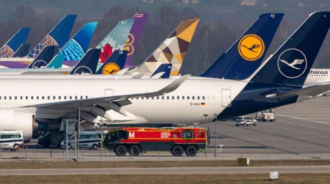 德国政府向汉莎航空集团提供90亿欧元救助