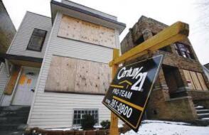 美国住房抵押贷款需求激增,显示出经济正在复苏的迹象