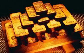 期货市场上黄金供应过剩