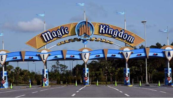 华特迪士尼世界获准重新开放