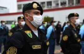 秘鲁新冠肺炎确诊病例超过18万