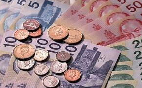 离岸人民币(CNH)兑美元北京时间04:59报7.1086元
