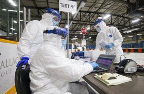 俄罗斯将启动新冠疫苗人体试验