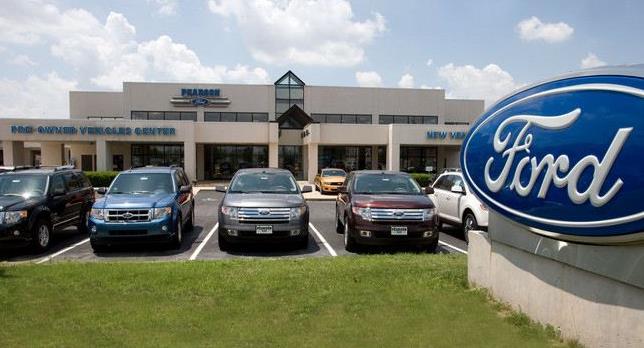 福特汽车计划恢复北美工厂正常生产水平