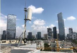 深圳八月底前全国率先实现5G网络高质量全覆盖