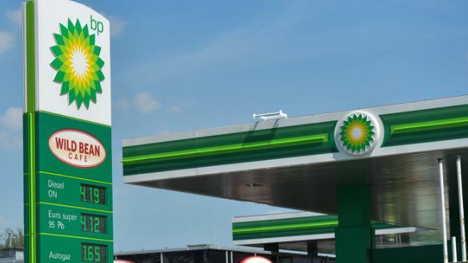 英国石油公司(BP)第二季度减记高达175亿美元,将油价预期下调至2050年