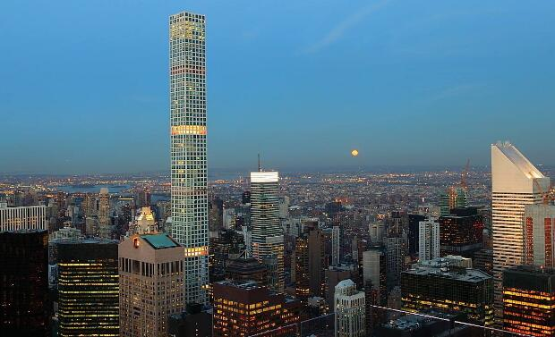 纽约曼哈顿公寓5月份交易量暴跌逾80%