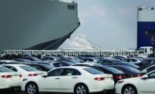 中汽协发布2020年1-5月前十家汽车生产企业出口量排名