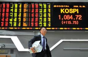 亚洲股市涨跌不一 ,香港恒生指数下跌0.75%