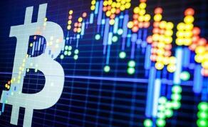 6月22日纽约尾盘,CME比特币期货BTC主力合约报9680美元