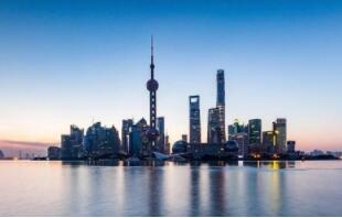 上海陆家嘴楼宇经济逆市回暖