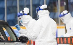 加拿大新增新冠肺炎确诊病例279例 累计确诊10.22万例