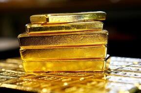 全球最大黄金ETF--SPDR GoldTrust持仓较前一日增加0.65%