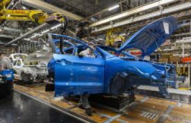 英国5月汽车产量跌至逾70年新低