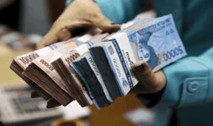 离岸人民币(CNH)兑美元北京时间04:59报7.0825元