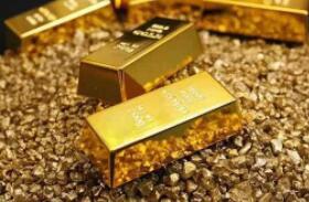 上海黄金交易所黄金T+D晚盘收盘上涨0.02%