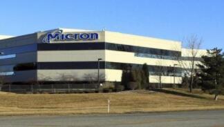 美光科技公司第三季度营收为54.4亿美元