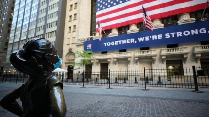 美股6月30日收涨,第二季度道琼斯30指数上涨17.8%,纳指上涨30.6%,标普涨20%